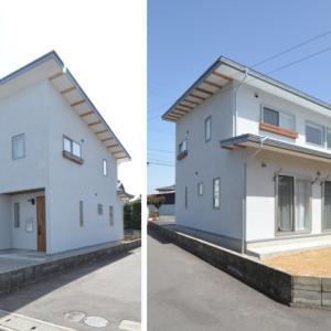 川中島の家 完成写真