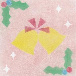 12月のパステルアート