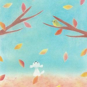 いたずらっ子な秋の風
