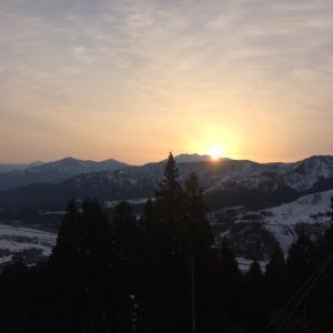 石打丸山 その1935 スキーセンター二日目