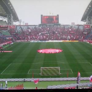 YBCルヴァンカップGS第1節 ベガルタ仙台戦 (*^◇^)