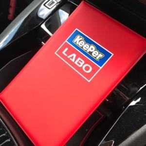 KeePer LABO@SUV2008GT Line (*^o^*)