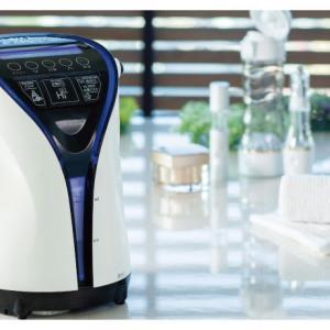 【健康産業新聞】水素ガス吸入器など水素関連商品が健康美容サロン分野に広がる