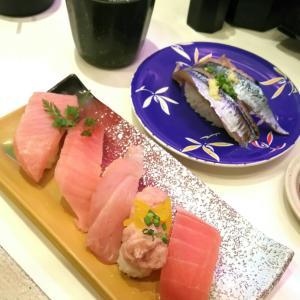 ぶらり寿司ランチ