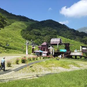 谷川岳1977m