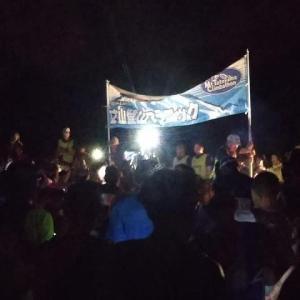 第22回立山登山マラニックに参加