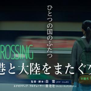 映画『the crossing ~香港と大陸をまたぐ少女』