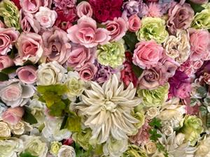 身体の花を咲かせて華やかになりましょう