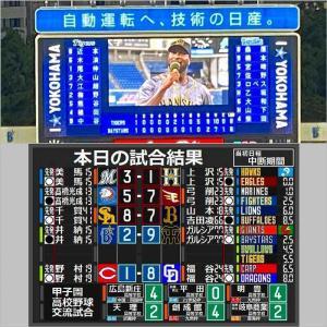 ガルシア今シーズン初勝利のとらほ~\(^o^)/など、8/11の野球関連など