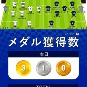 夏の甲子園神奈川県代表は横浜高校の件を前振りに、〓侍ジャパン最初の試合はサヨナラ勝ち&〓U-24はグループリーグ全勝通過など、7/28の東京五輪2020関連+α