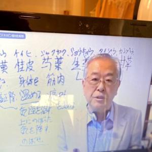 漢方アカデミー第13期レポ<楽しみだった石毛先生&樫出先生のW講義!>