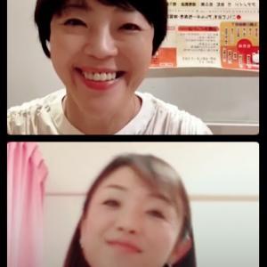 ご報告♡樫出先生&きみちゃん先生のインスタライブ無事終了~