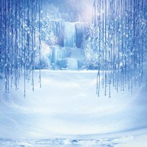雪解けの世界
