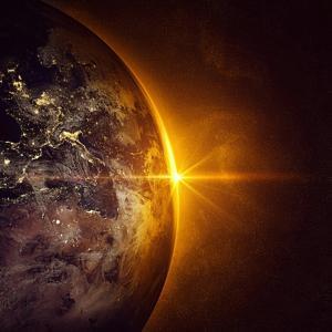 宇宙への旅