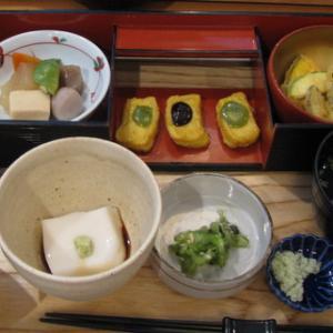 和歌山・高野山〜精進料理「中央食堂 さんぼう」、レストラン中央