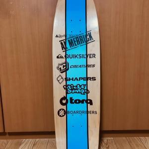 オリジナル・サーフスケートデッキ その2