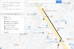 バスで水戸駅からクックファン水戸店へGo!バス停が大分近くなりました[E:#x266A]