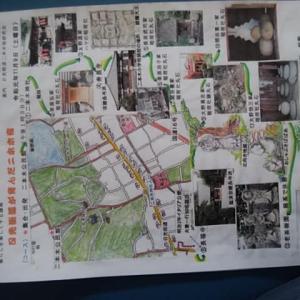 日光街道・二本木宿(いるま)の丸石信仰、現地見学会参加