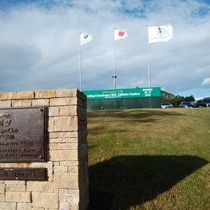 VISA・太平洋マスターズ、ボランティアin御殿場コース