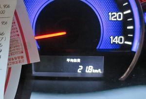 エブリイターボMTの燃費