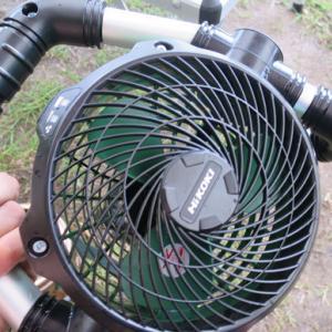 暑さに耐えられずこんなものを買ってしまう。