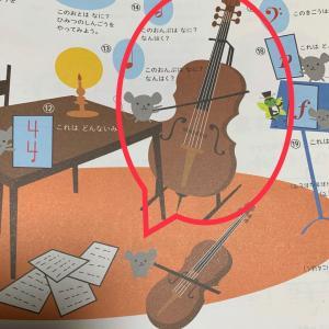 この楽器はバイオリンではありません