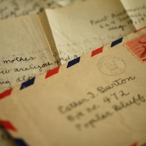 悲しい手紙