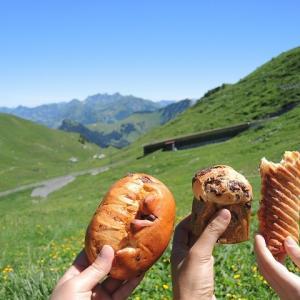 久々に買ったスイスのお菓子