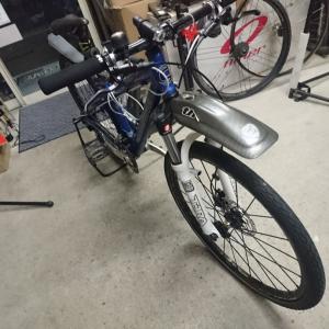 コミちび自転車