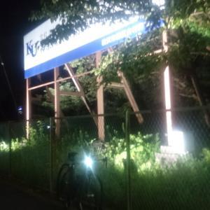 久々緑区夜錬開催です
