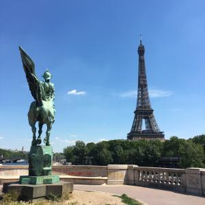今年の夏ソルドとパリ祭。