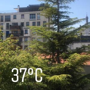 エアコンがない猛暑日の過ごし方@パリ