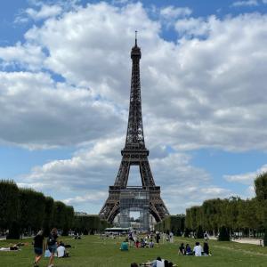 パリ市民への道(完)