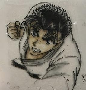 名探偵コナン紺青の拳~京極真vs怪盗キッドキャラ弁