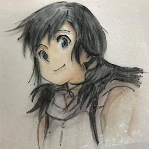 「天気の子」~森嶋帆高&天野陽菜キャラ弁2種