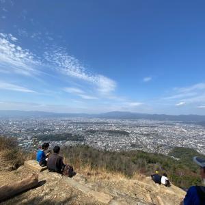 大文字山 探検