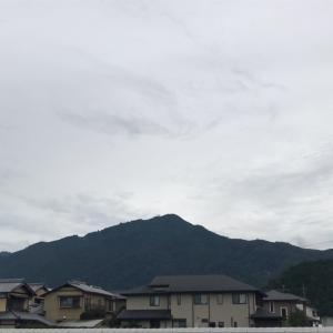 比叡山の道