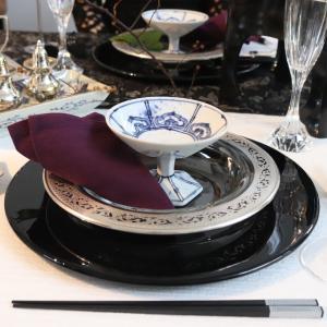 10月のテーブルコーディネートレッスン~先生のテーブル&スィーツ