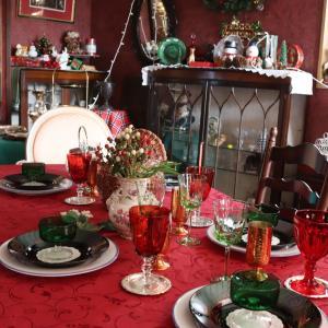 《教養・学び》貴族もおもてなしできるテーブルセッティング