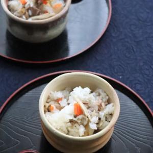 <レシピ公開>割烹白だし焼きあごだしで作る「牛肉と牛蒡(ごぼう)の混ぜご飯」