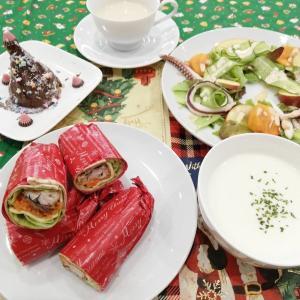 子ども料理教室~お魚でクリスマスパーティー☆