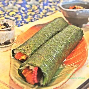 2月の自宅料理教室のご案内《さばきから始めるお魚定食+巻き寿司》
