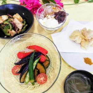 「元気が出る旬魚菜の夏レシピ」~にじいろふぁーみんの料理教室より