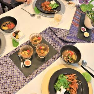 お家で再現!韓国料理のレッスン~6月の自宅料理教室