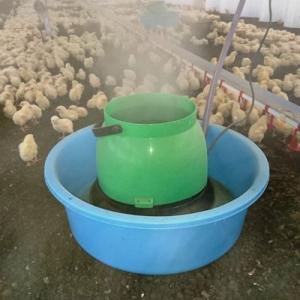 遠心式加湿器 TL5500 養鶏場 鳥インフルエンザ 湿度管理