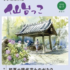 雑誌『仙台っこ6,7月号』相続記事です。