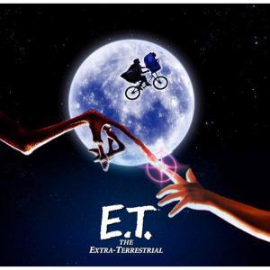 思い出の映画 E.T The Extra-Terrestrial