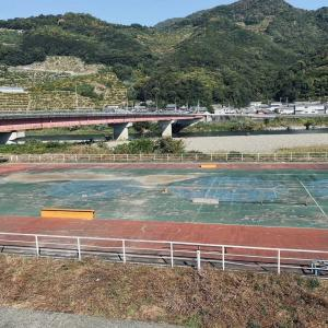 鮎釣り終わったら山芋掘り(^▽^;) 11.14