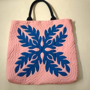 プルメリアの香り漂うバッグ