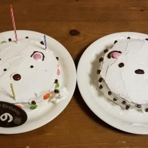 お誕生日ケーキは♪